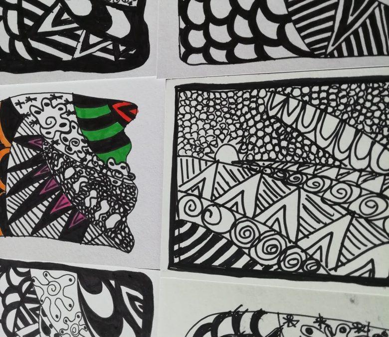 Zen doodles